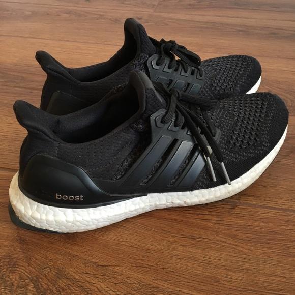 Womens Adidas Ultraboost 1.0 In Core Black